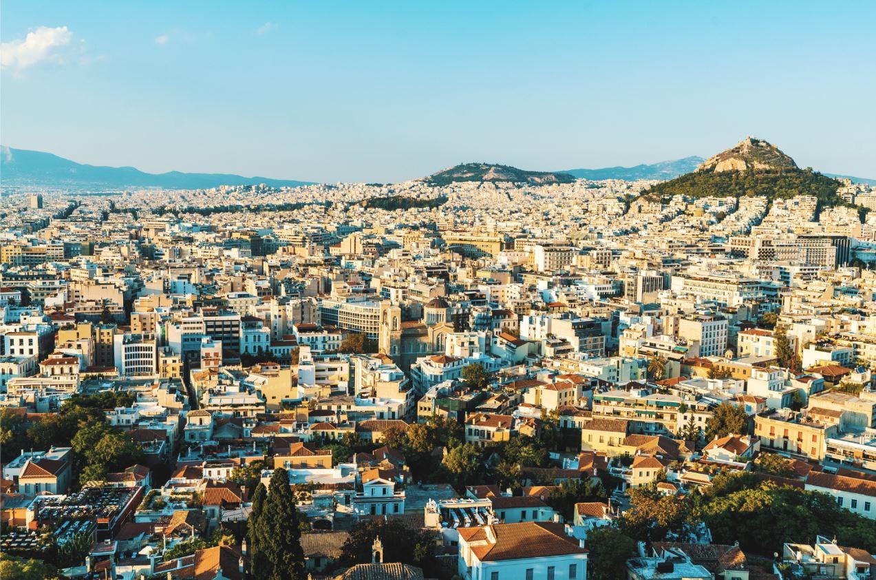 Atina'da Yaz İndirimi