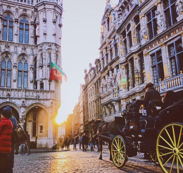 Brüksel'de ilk izlenimler