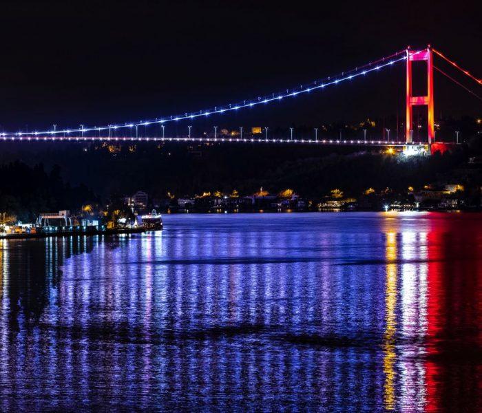İstanbul'da Gece
