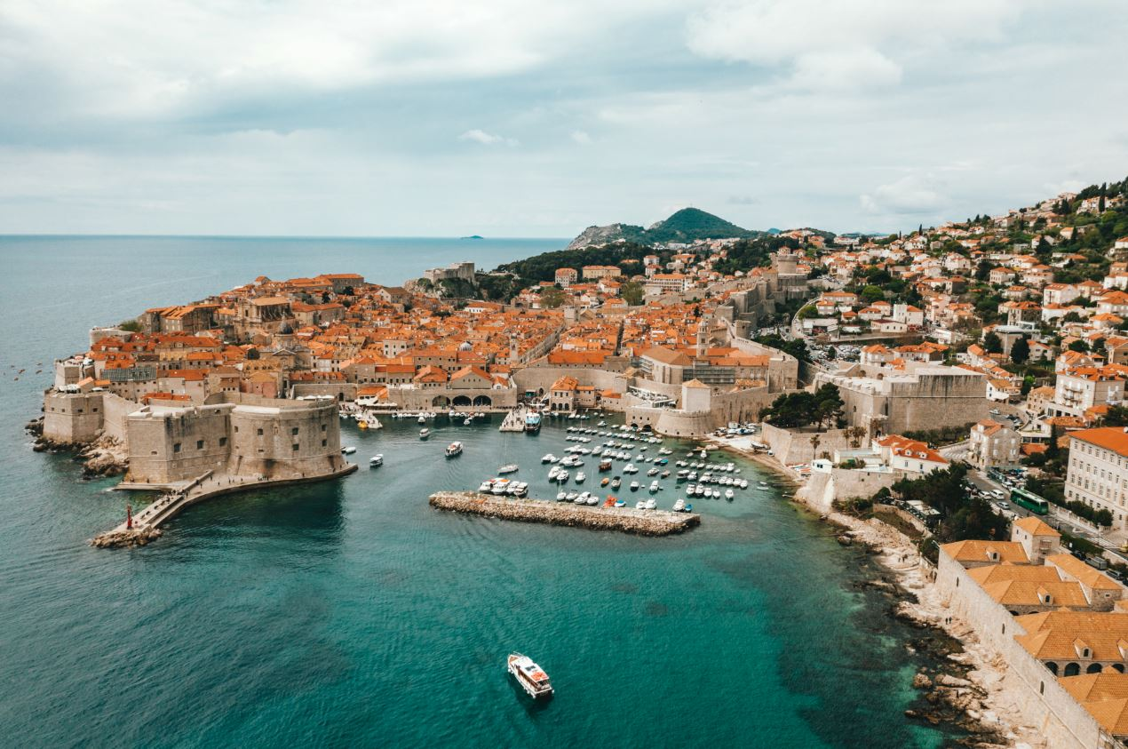 Dubrovnik'e Veda
