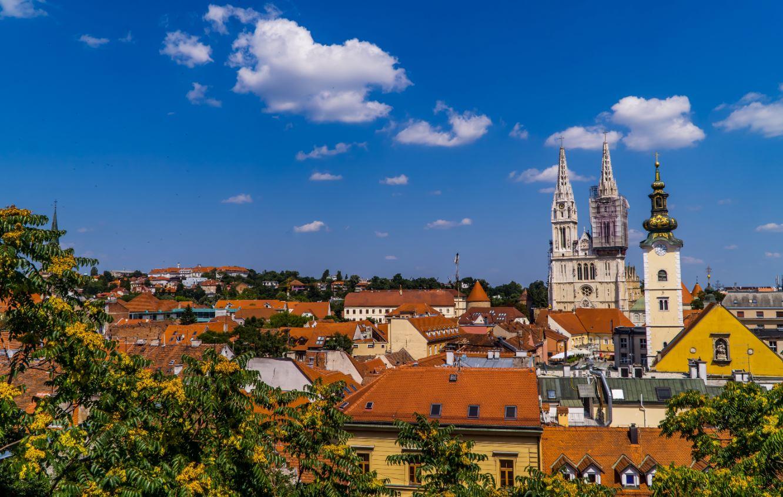Hırvatistan Gezisi – Zagreb'den Split'e