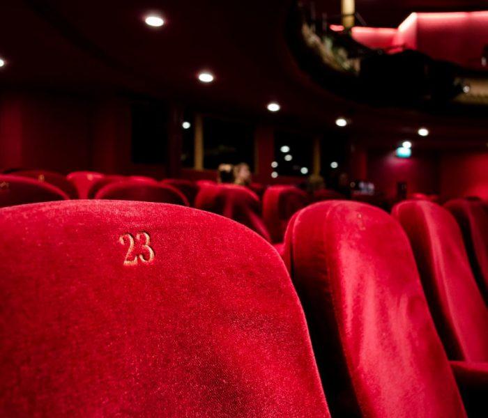 Tiyatro Gişesindeki Görevli
