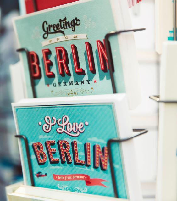 Hafta sonu Berlin