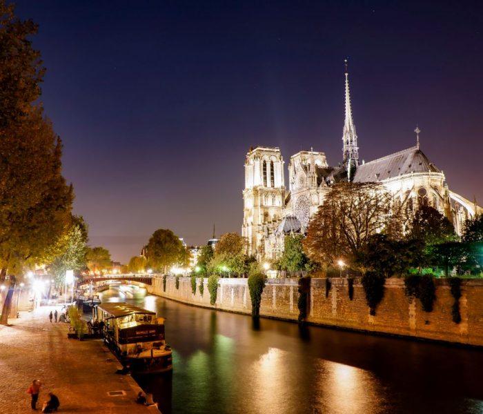 Paris'e kısa bir veda
