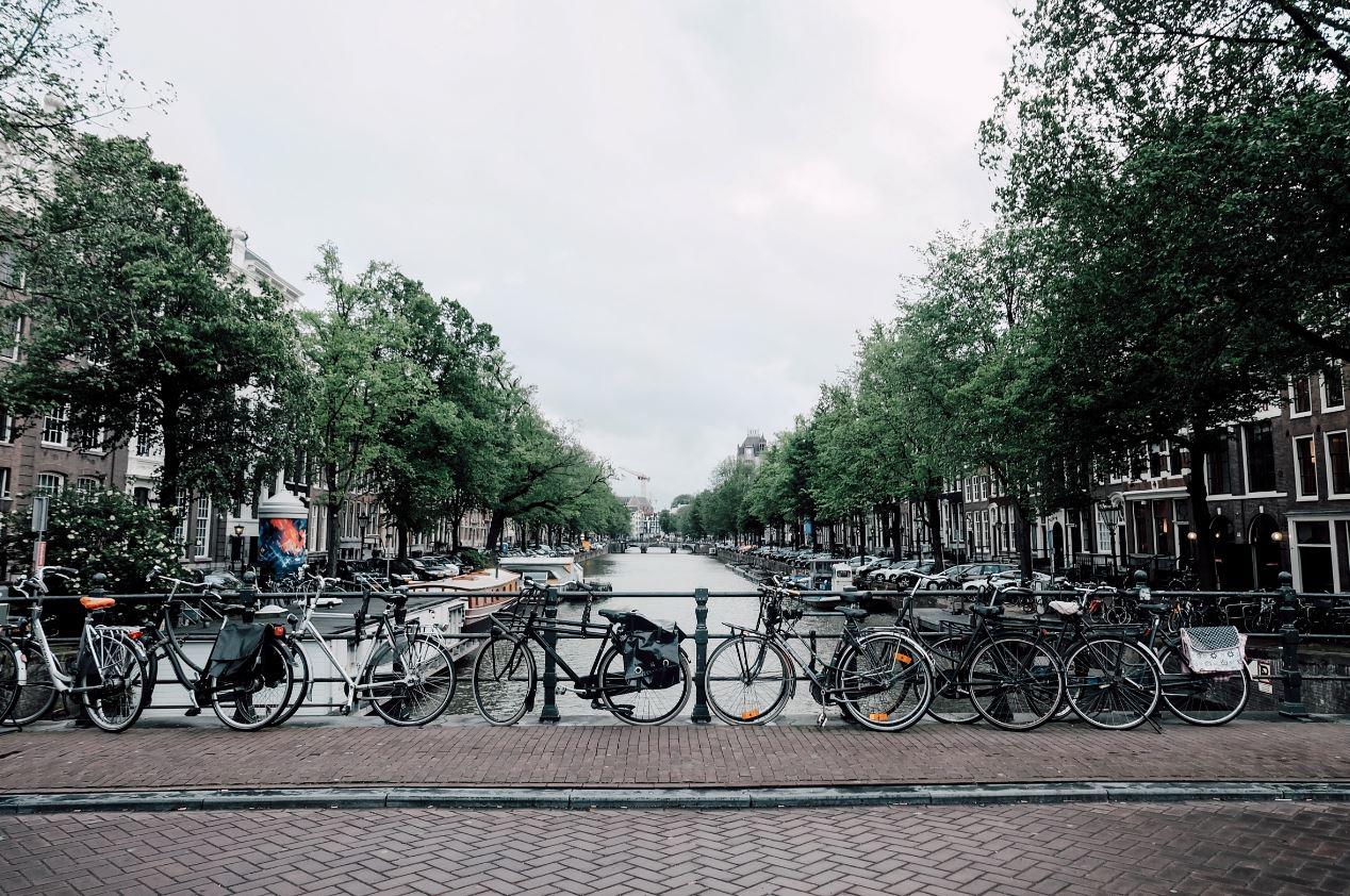 Haftasonu Amsterdam