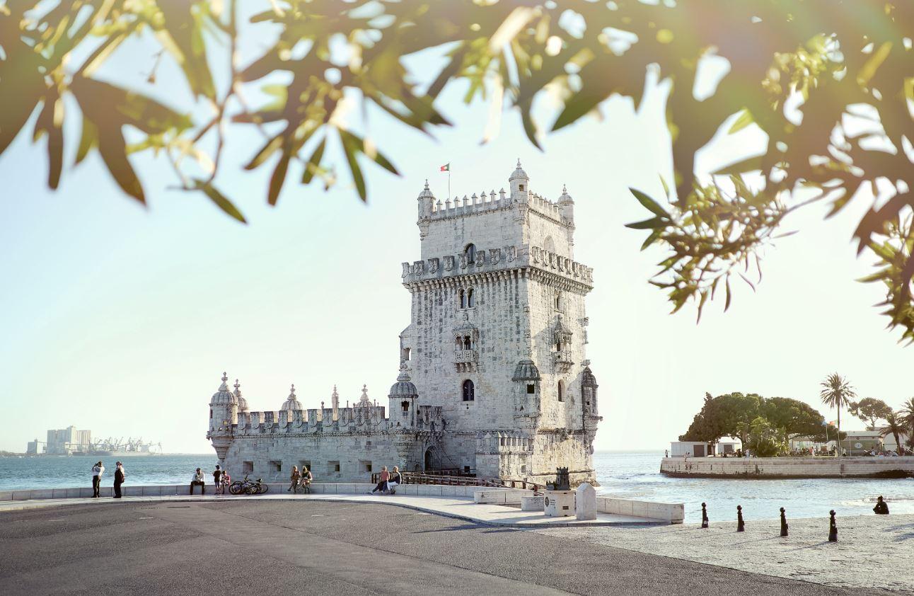Lizbon'dan Belém ve Sintra'ya