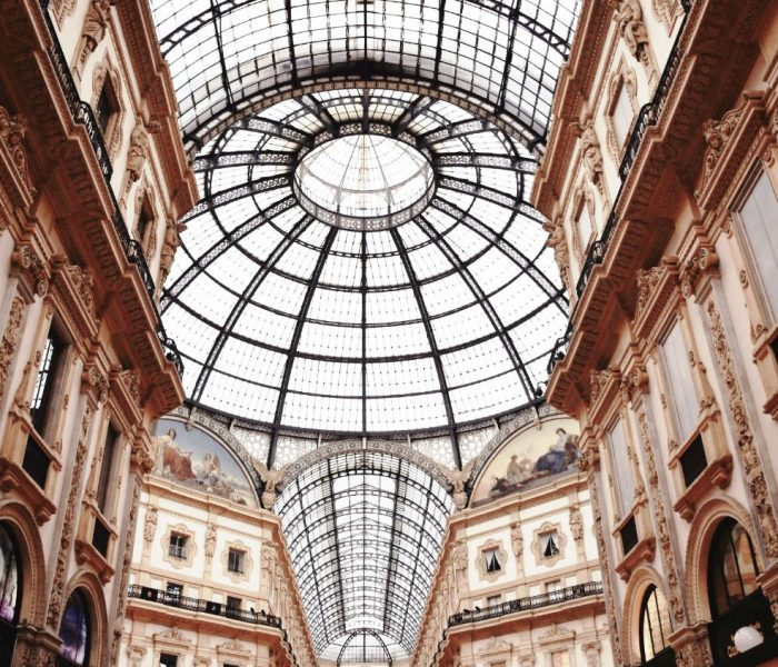 Milano'da Doğumgünü