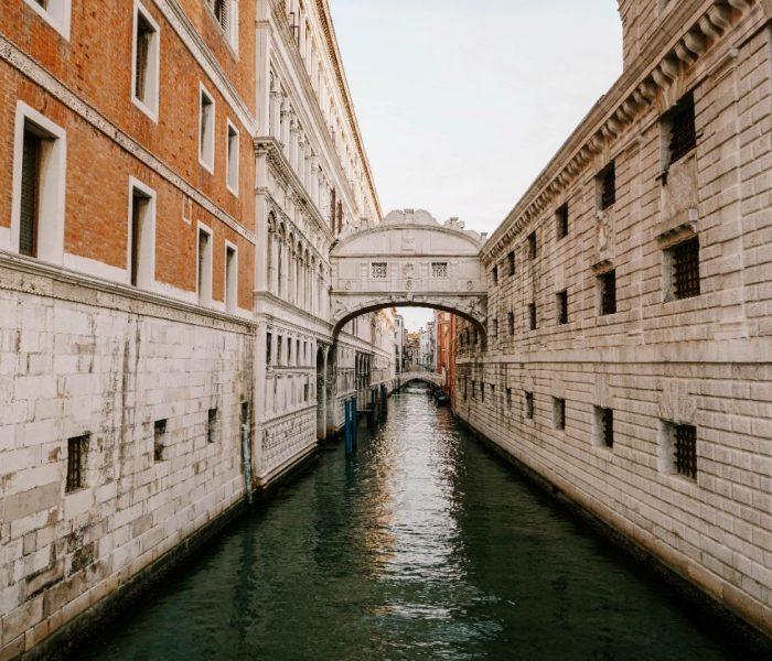 Bridge of Sighs-Ponte dei Sospiri
